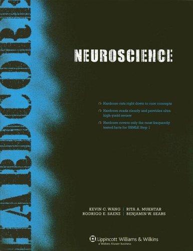 9781405104715: Hardcore Neuroscience (Hardcore Series)