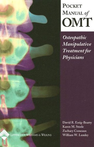 9781405104807: The Pocket Manual of OMT: Osteopathic Manipulative Treatment for Physicians (Step-Up Series)