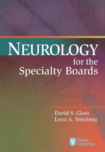 9781405104814: Neurology for the Specialty Boards (Board Review)