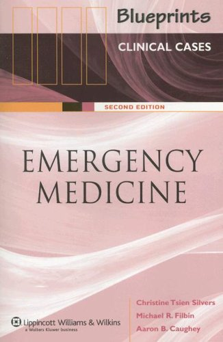 9781405104975: Blueprints Clinical Cases in Emergency Medicine