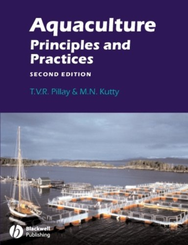 9781405105323: Aquaculture: Principles and Practices (Wiley