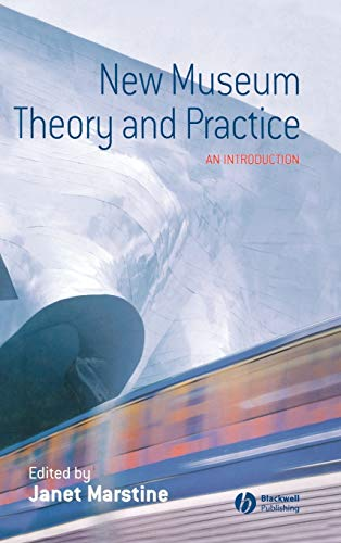 9781405105583: New Museum Theory and Practice: An Introduction