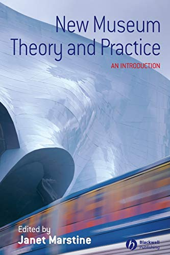 9781405105590: New Museum Theory and Practice: An Introduction