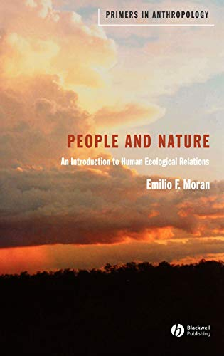 9781405105712: People and Nature: An Introduction to Human Ecological Relations (Primers in Anthropology)