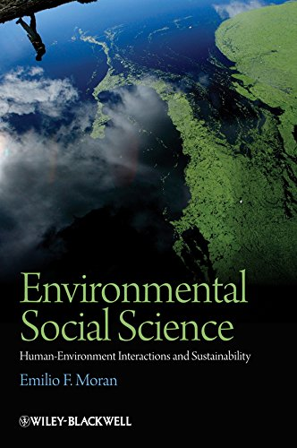 9781405105736: Environmental Social Science: Human - Environment interactions and Sustainability