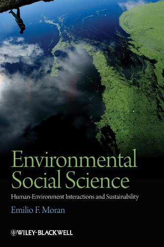 9781405105743: Environmental Social Science: Human - Environment interactions and Sustainability