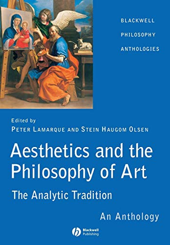 9781405105828: Aesthetics and the Philosophy of Art: The Analytic Tradition: An Anthology