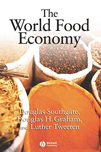 9781405105965: The World Food Economy