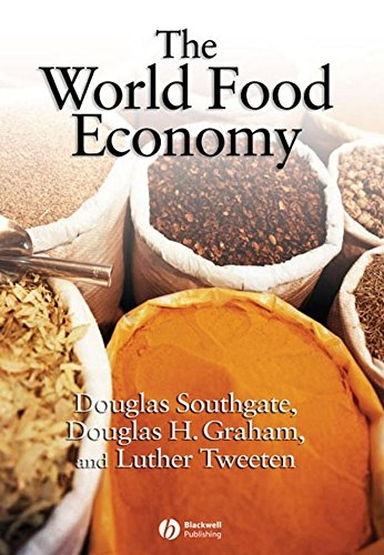 9781405105972: The World Food Economy