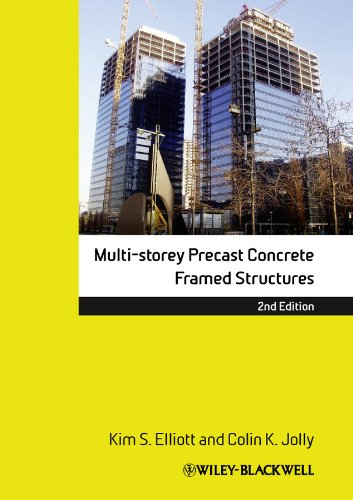 9781405106146: Multi-Storey Precast Concrete Framed Structures
