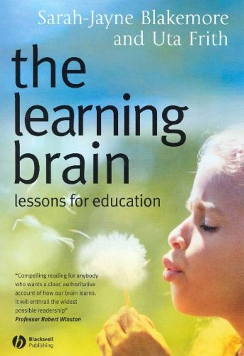 9781405106221: The Learning Brain: Lessons for Education