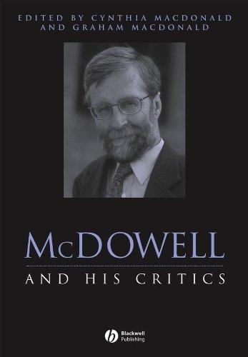 McDowell and His Critics (Hardback)