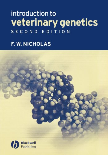 9781405106337: Introduction to Veterinary Genetics