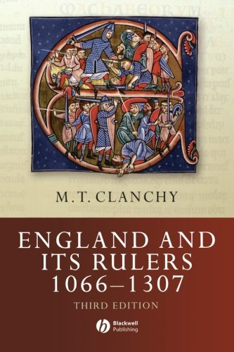 9781405106504: England and Its Rulers 1066-1307 (Blackwell Classic Histories of England)