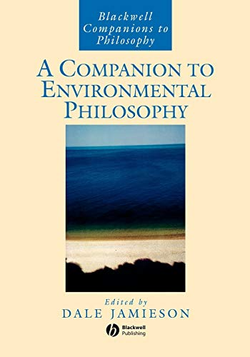 9781405106597: A Companion to Environmental Philosophy