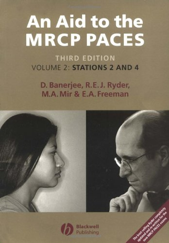 9781405106627: An Aid to the MRCP PACES: Stations 2 and 4 (v. 2)