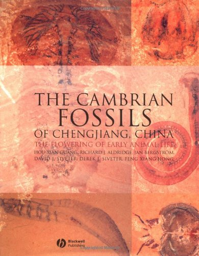 9781405106733: The Cambrian Fossils of Chengjiang, China: The Flowering of Early Animal Life