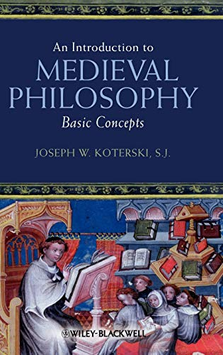 9781405106771: An Introduction to Medieval Philosophy: Basic Concepts