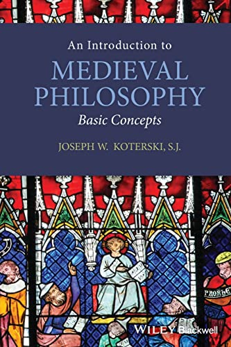 9781405106788: An Introduction to Medieval Philosophy: Basic Concepts