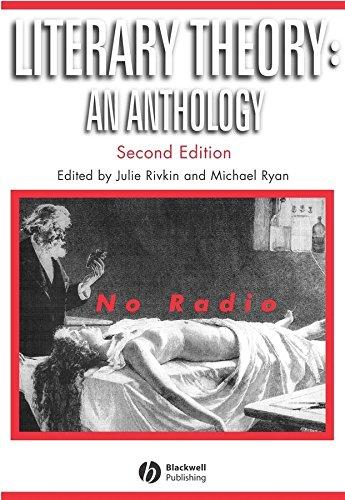 9781405106955: Literary Theory: An Anthology