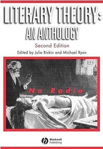 9781405106962: Literary Theory: An Anthology (Blackwell Anthologies)