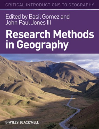 9781405107105: Research Methods in Geography: A Critical Introduction