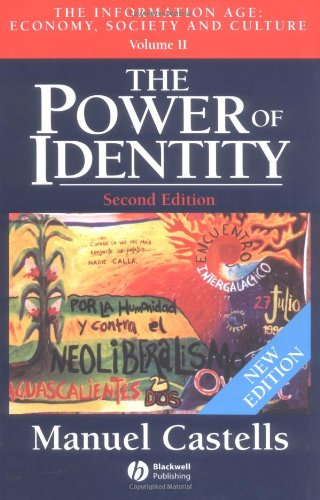 9781405107136: The Power of Identity: v. 2: The Information Age: Economy, Society, and Culture
