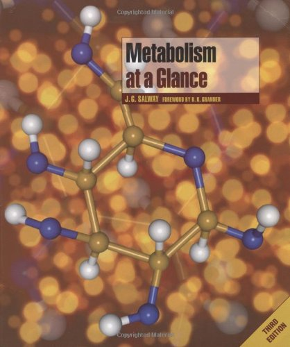 9781405107167: Metabolism at a Glance