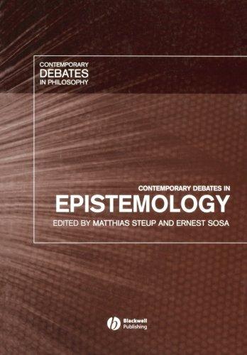 9781405107396: Contemporary Debates in Epistemology