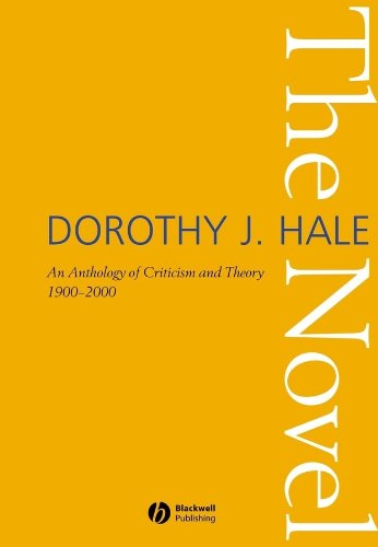 9781405107730: The Novel: An Anthology of Criticism and Theory 1900-2000
