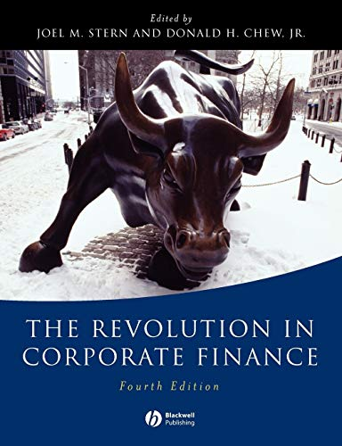 9781405107815: The Revolution in Corporate Finance