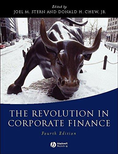 9781405107815: The Revolution in Corporate Finance