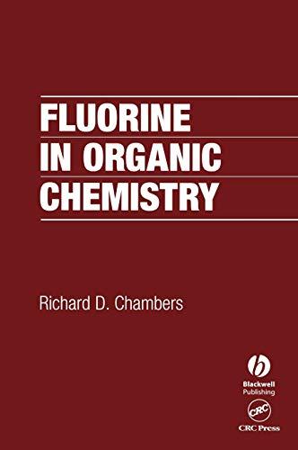 9781405107877: Fluorine in Organic Chemistry