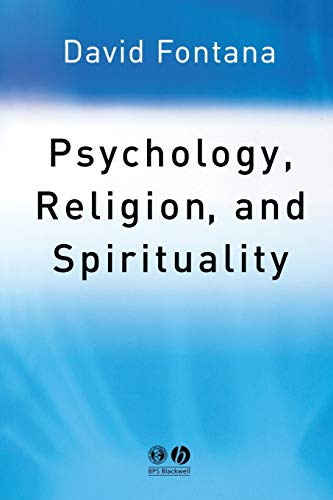 9781405108065: Psychology, Religion and Spirituality