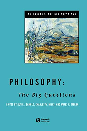 9781405108287: Philosophy: The Big Questions