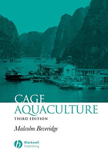 9781405108423: Cage Aquaculture