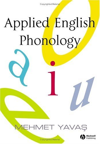 9781405108713: Applied English Phonology