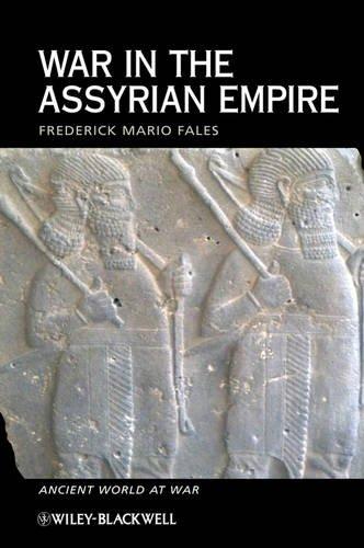 9781405108867: War in the Assyrian Empire (Ancient World at War)