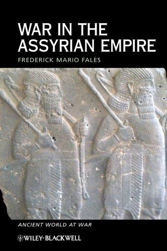 9781405108874: War in the Assyrian Empire (Ancient World at War)