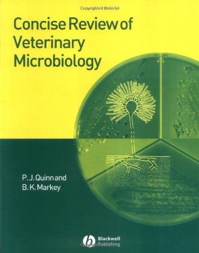 9781405108980: Concise Review of Veterinary Microbiology