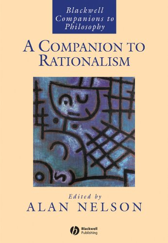 9781405109093: A Companion to Rationalism (Blackwell Companions to Philosophy)