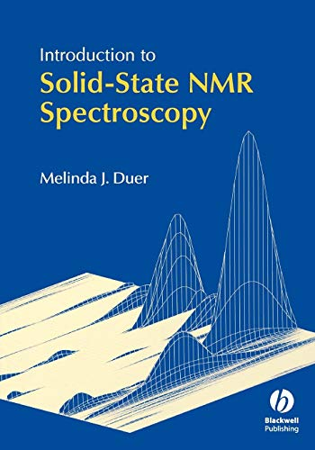 9781405109147: Introduction to Solid-State NMR Spectroscopy