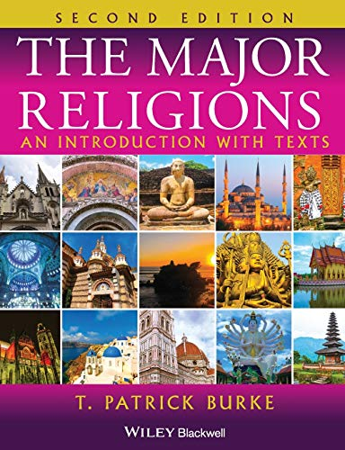9781405110495: The Major Religions: An Introduction with Texts