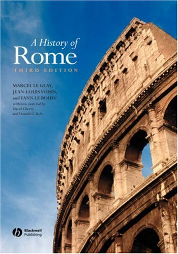 9781405110846: A History of Rome