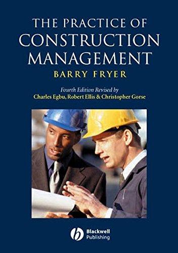 9781405111102: Practice Construction Management 4e
