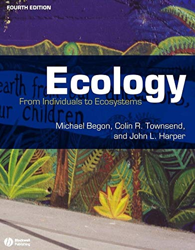 9781405111171: Ecology: From Individuals to Ecosystems
