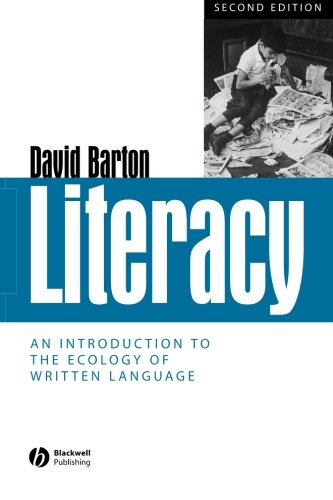 9781405111430: Literacy: An Introduction to the Ecology of Written Language, 2nd Edtion