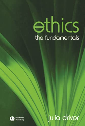 9781405111553: Ethics: The Fundamentals (Fundamentals of Philosophy)