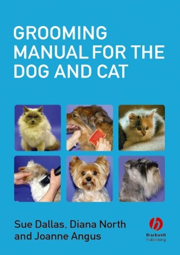 9781405111836: Grooming Manual for the Dog and Cat