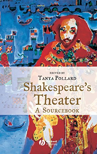 Shakespeare s Theater: A Sourcebook (Hardback)